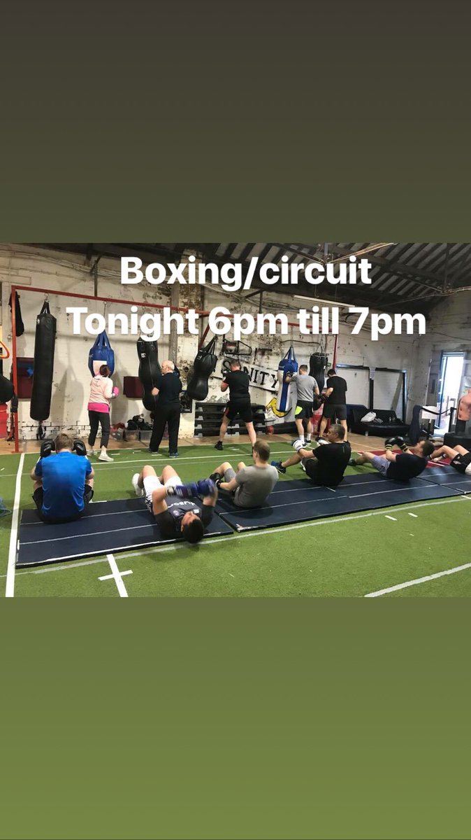Morley boxing gym