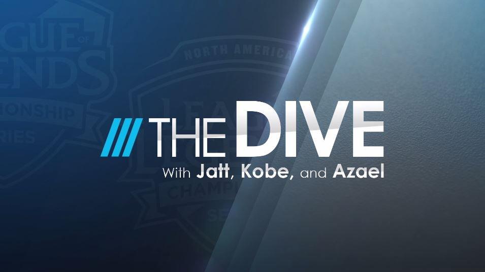 New Split, New Set: #TheDiveLoL Podcast with @RiotJatt, @RiotKobe, and @RiotAzael returns on Wednesday June 13th!