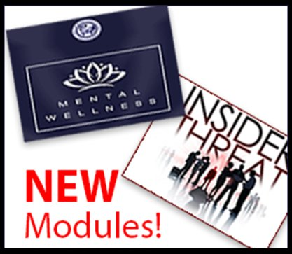 Now available: #InsiderThreat and Mental Wellness training modules featured by the National Insider Threat Task Force, #NITTF dni.gov/index.php/ncsc…