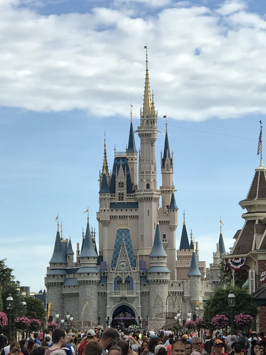 Walt Disney World Today on Twitter: