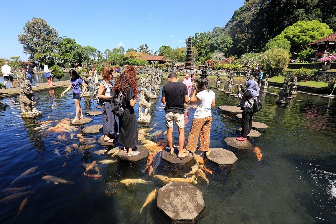 Majalah Venue On Twitter Taman Air Tirta Gangga Objek