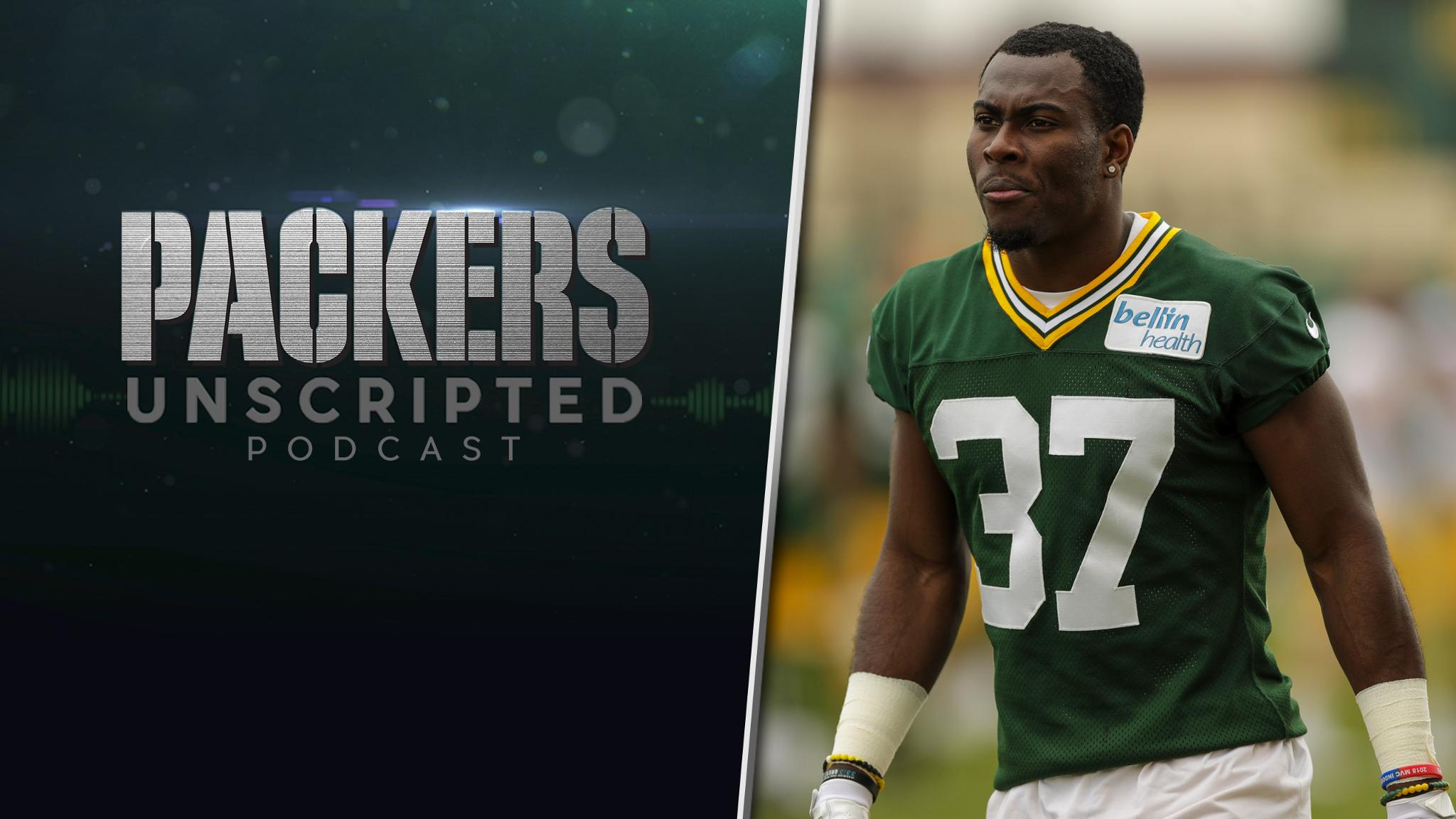 Looking ahead to #PackersCamp competition.   #PackersUnscripted ��: https://t.co/7c1BqCpYBT https://t.co/zDjvgObiV8