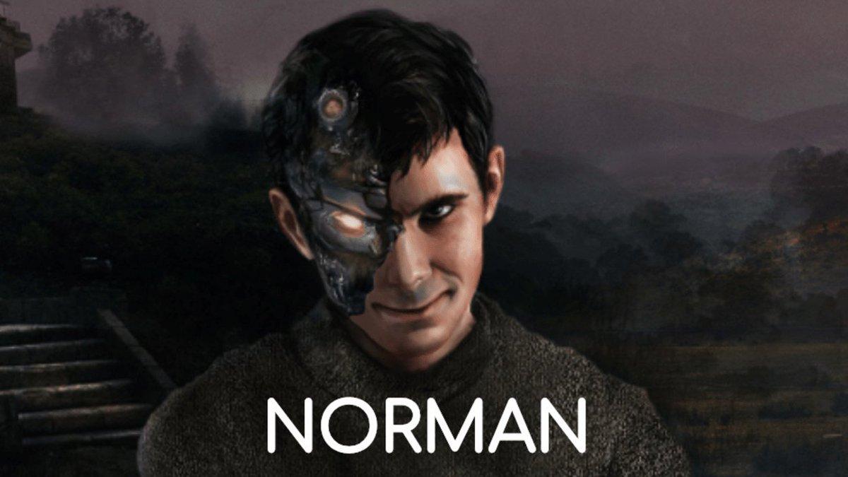 Radio Canada Techno On Twitter Voici Norman La Première