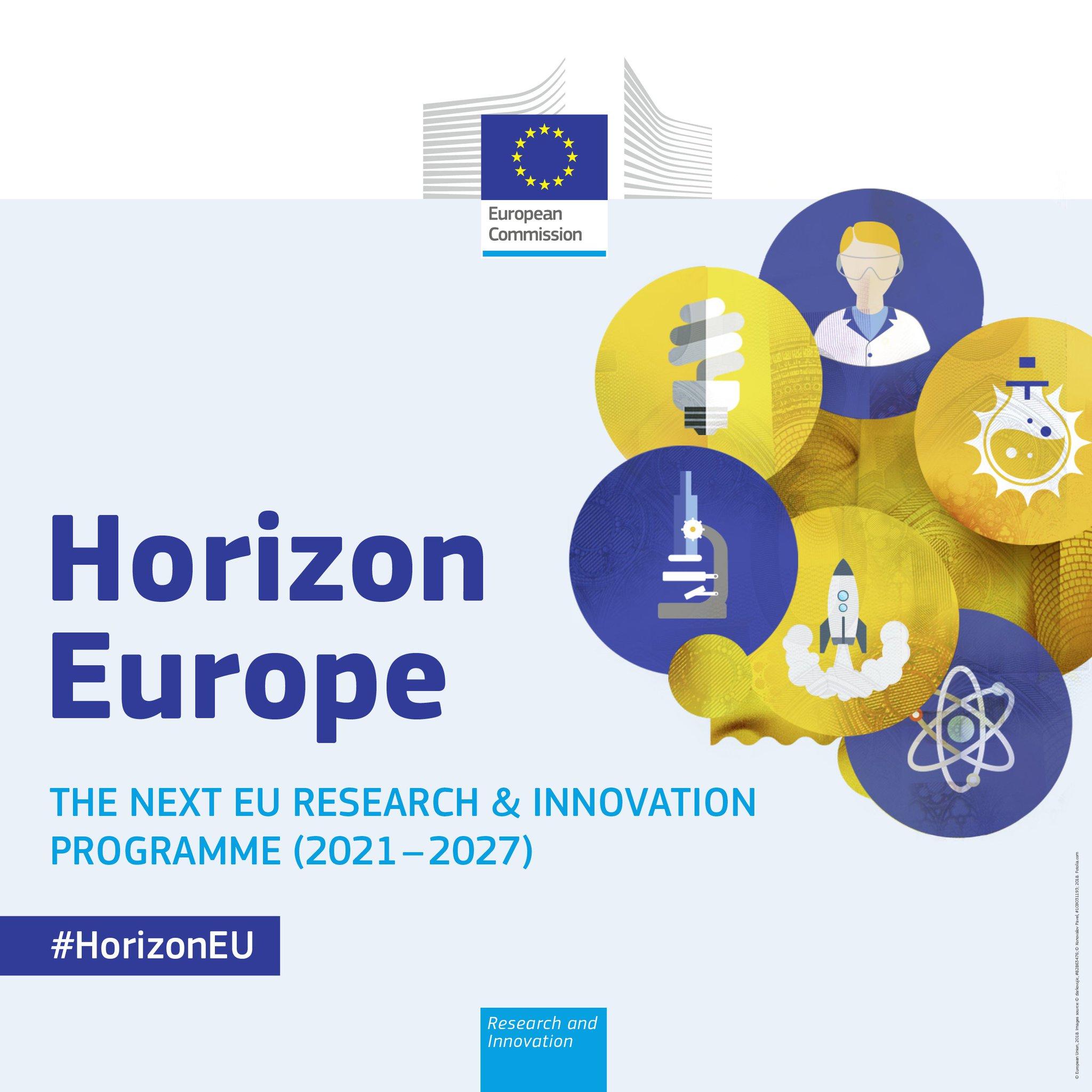 """EU über Forschungsprogramm """"Horizon Europe"""" einig"""