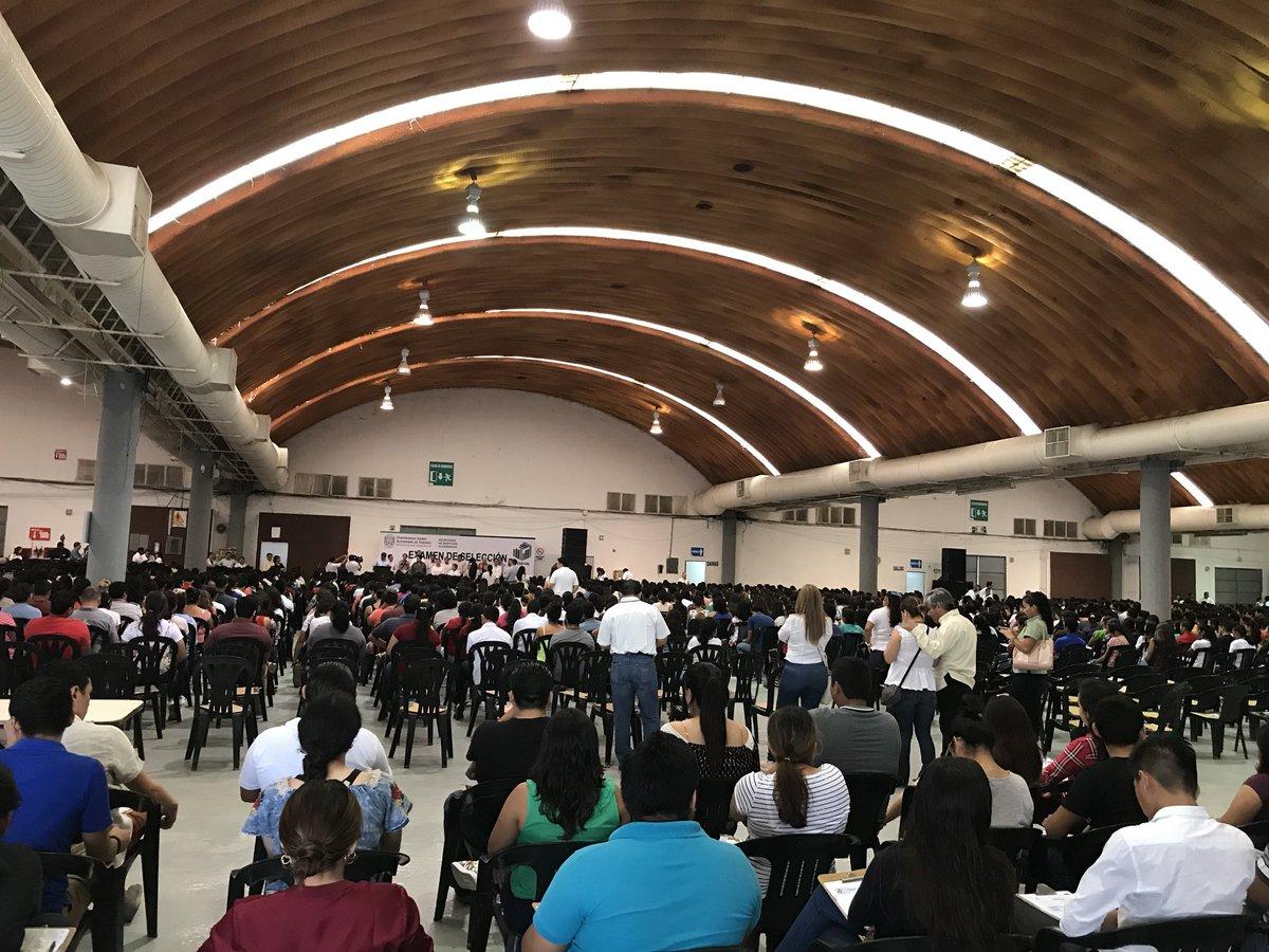 Mucho éxito a los cerca de 12000 aspirantes a la máxima Casa de Estudios de Tabasco! #FuturosJuchimanes #GenUJAT @UJAT