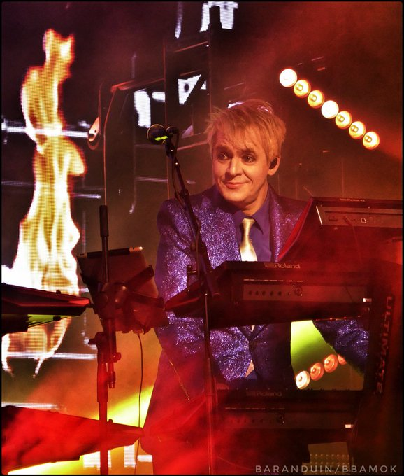 Happy Birthday to Nick Rhodes!