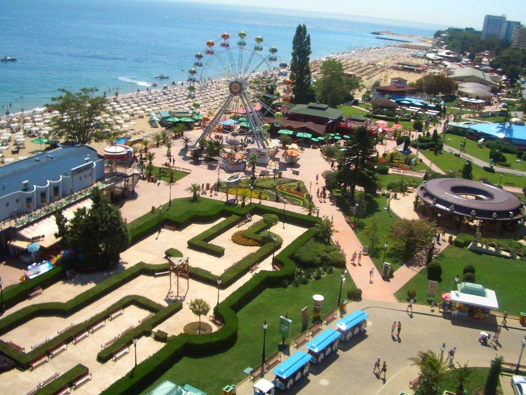 Днем рождения, картинки болгария золотые пески