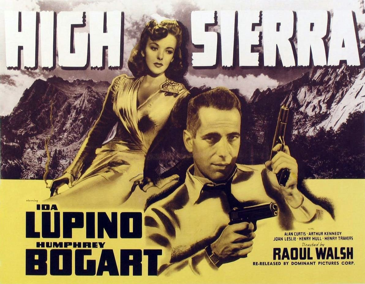 Image result for high sierra humphrey bogart
