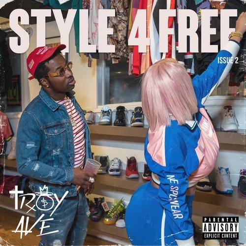 "TroyAve's NEW #Mixtape, """