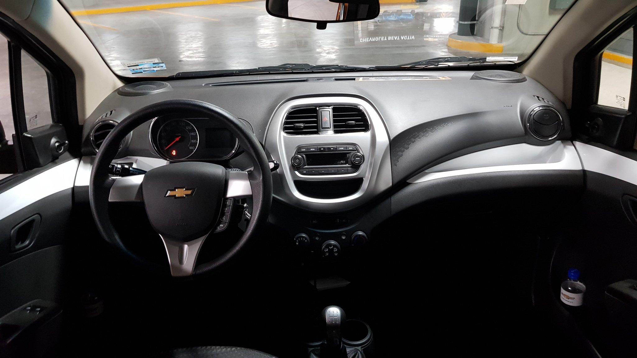 Chevrolet Beat Activ 2019 Llega A Mexico En 194 900 Pesos