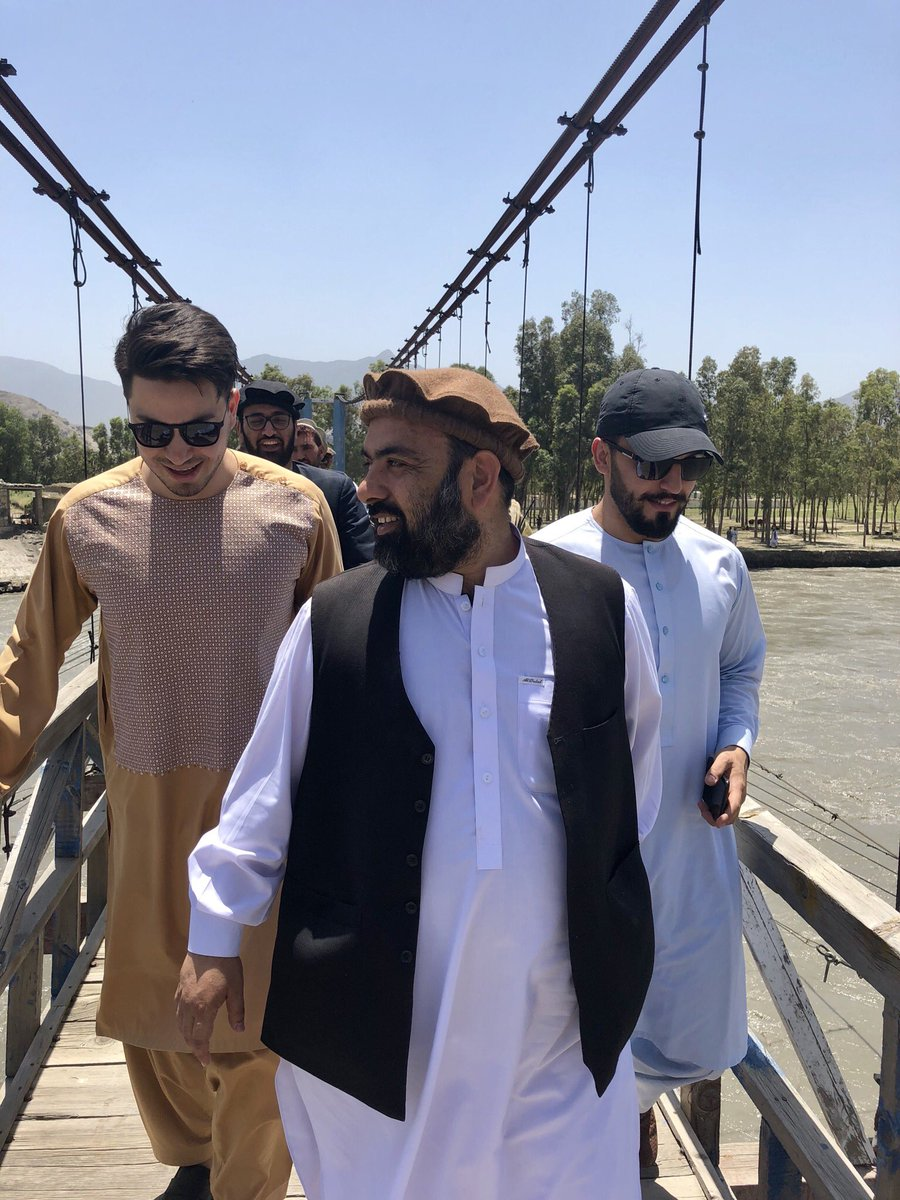 @bsarwary is a patriot #Afghan educated in the US & has an established track record in telling the story of our people to the world. He's now running for parliament to represent the people of #Kunar. Good luck brother!