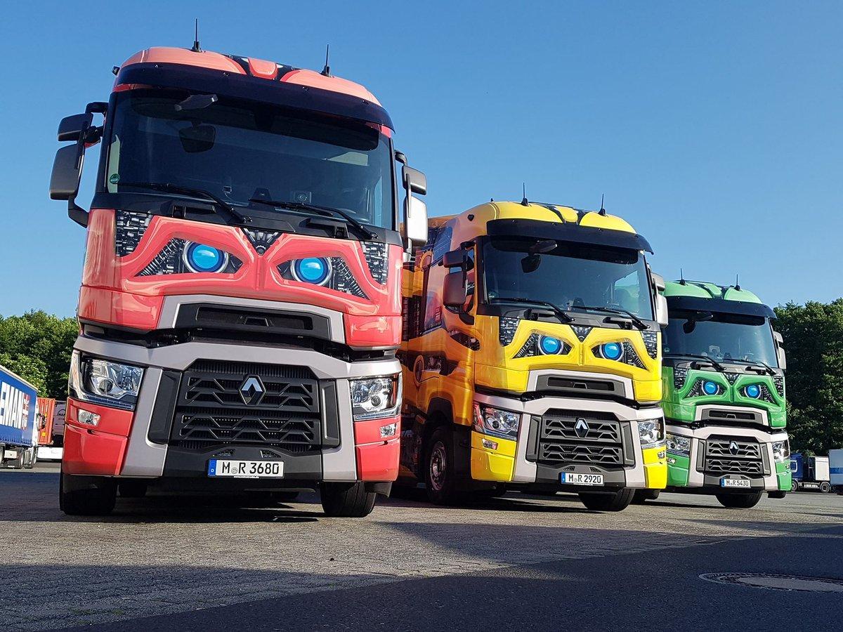 Renault Trucks CH on Twitter: \