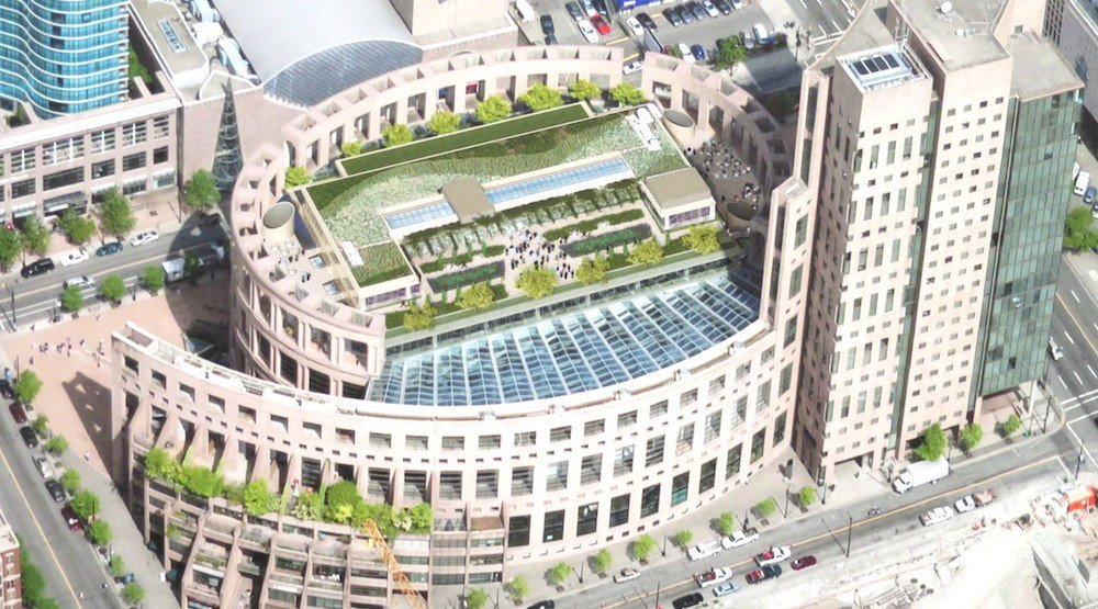 Vancouver Public Library's Massive New Rooftop Garden to Open in the Fall #greenroofs @Hydrotech6125 https://t.co/jAovZYYzjk