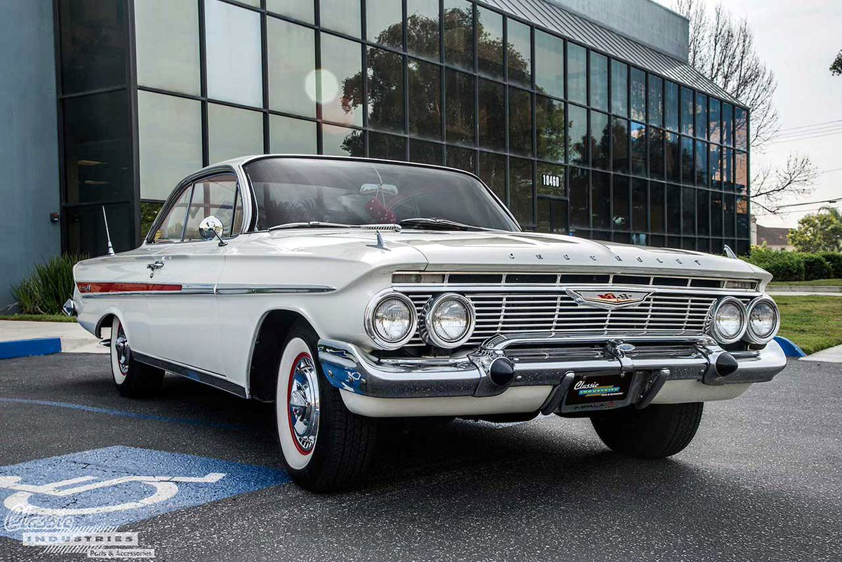 Classic Industries On Twitter The 1961 Impala Ss Seen Here Belongs Chevy 409ci V8 Http Newsclassicindustriescom Giddyup 409 Supersport Classiccarpic Sgujeiutbu