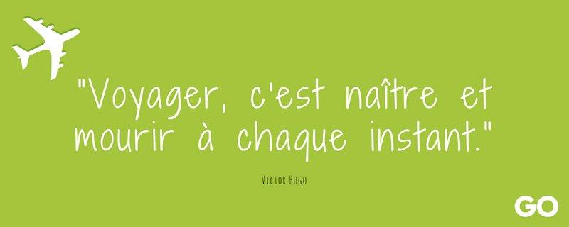 Go Voyages On Twitter La Citation Voyage Du Jour