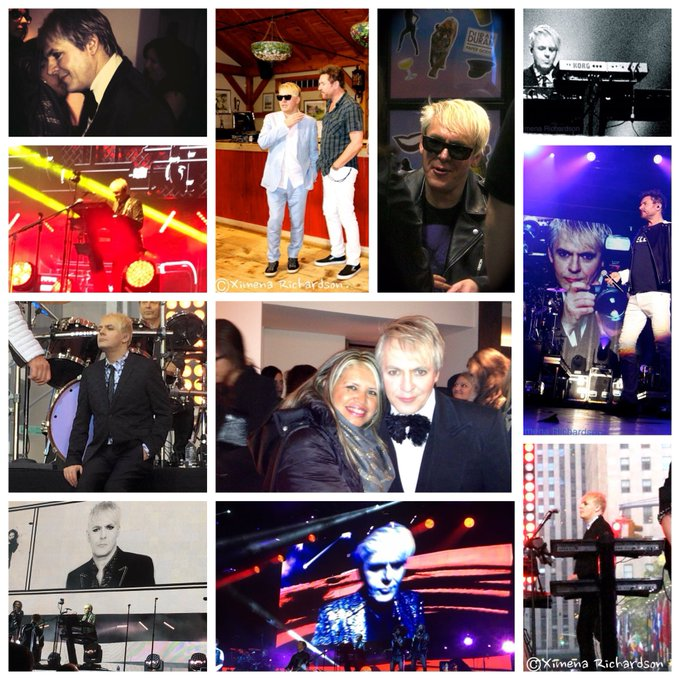 Wishing Nick Rhodes a very Happy Birthday!