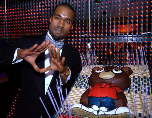 Happy 41st Birthday To Kanye West!