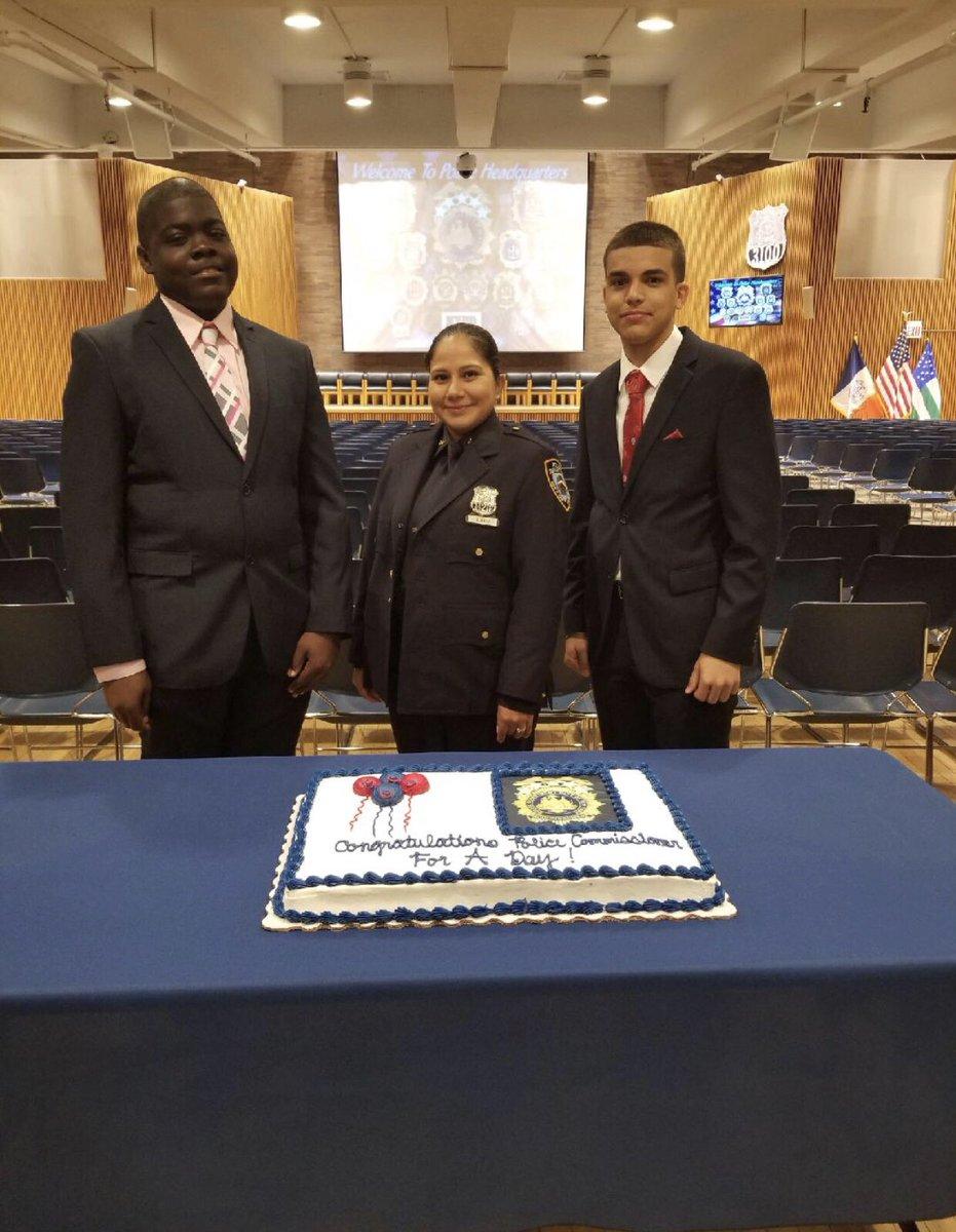 Congratulations on the Day of Precinct 14