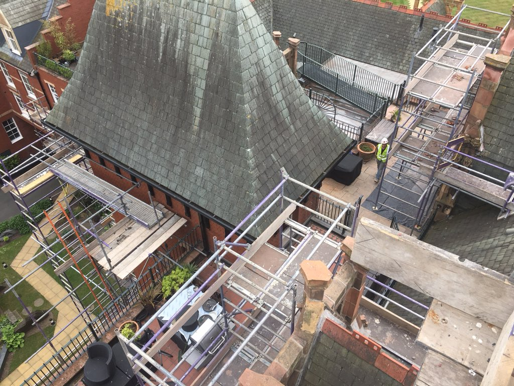 test Twitter Media - Our surveying team are out at marine gate mansions this afternoon. Works continue on schedule to this magnificent listed building! https://t.co/orpidPIXOy