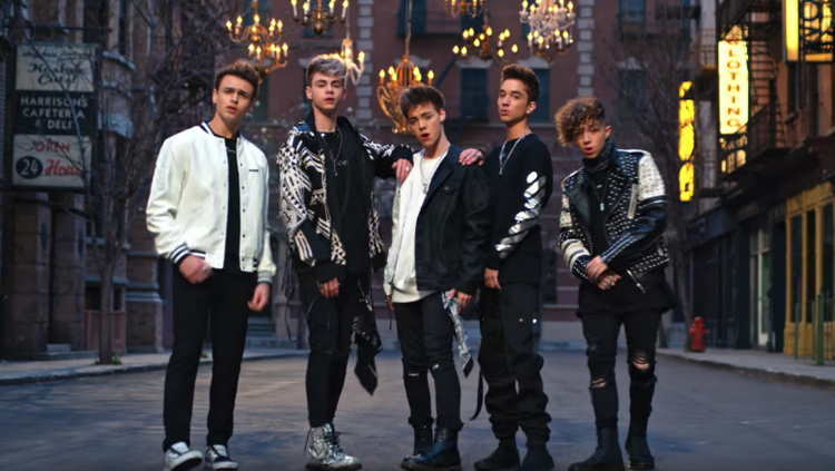 .@whydontwemusic&#39;s #HookedVideo is everything we ever wanted!!!  https:// ihr.fm/2LzTg8e  &nbsp;  <br>http://pic.twitter.com/B1VTAIs0Y6