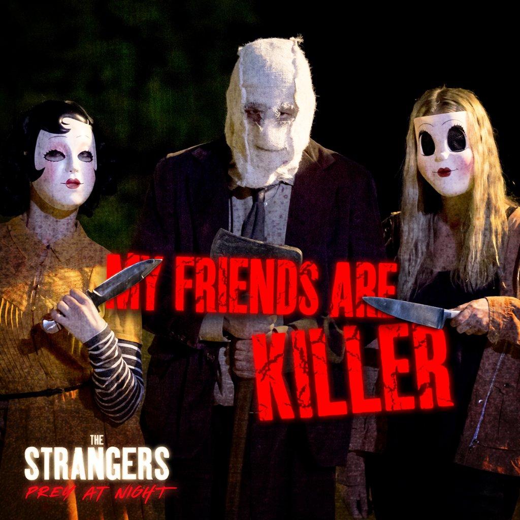 the strangers (@thestrangers) | twitter