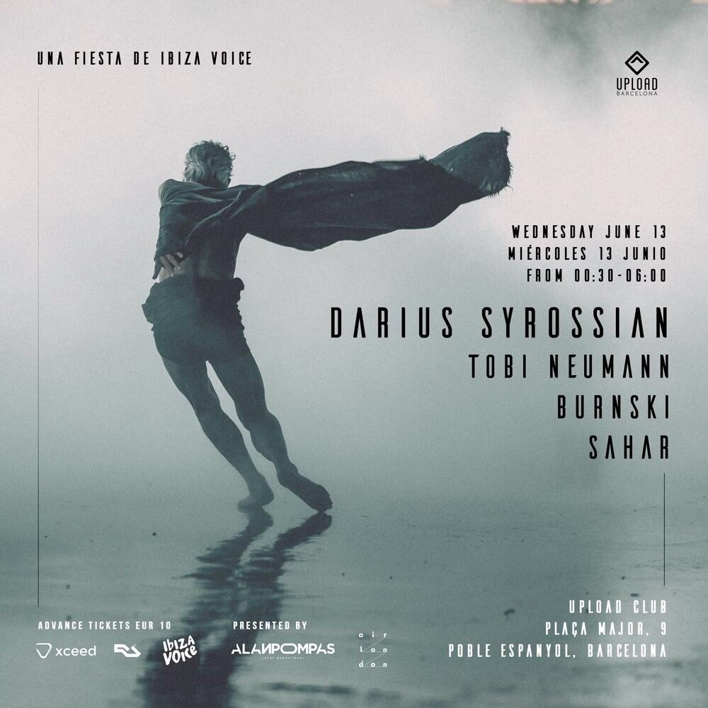 Darius Syrossian On Twitter Attention Those Going To