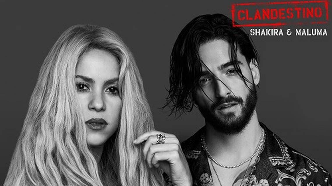 Resultado de imagen para Shakira y Maluma viven un amor prohibido