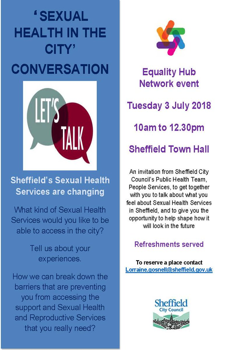 Sheffield sexual health network