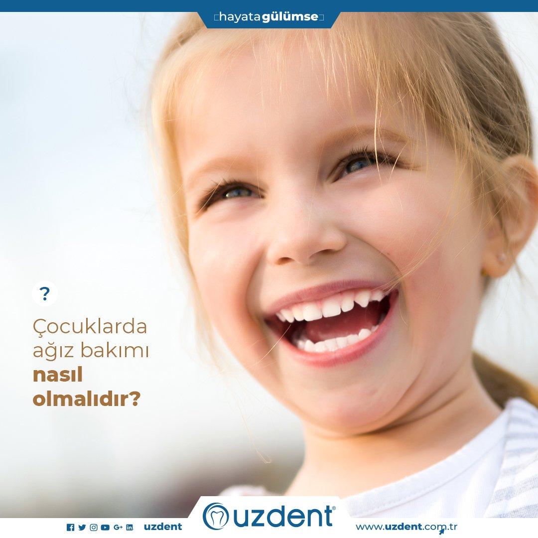 Çocukların ilk dişleri: Ne zaman görünürler