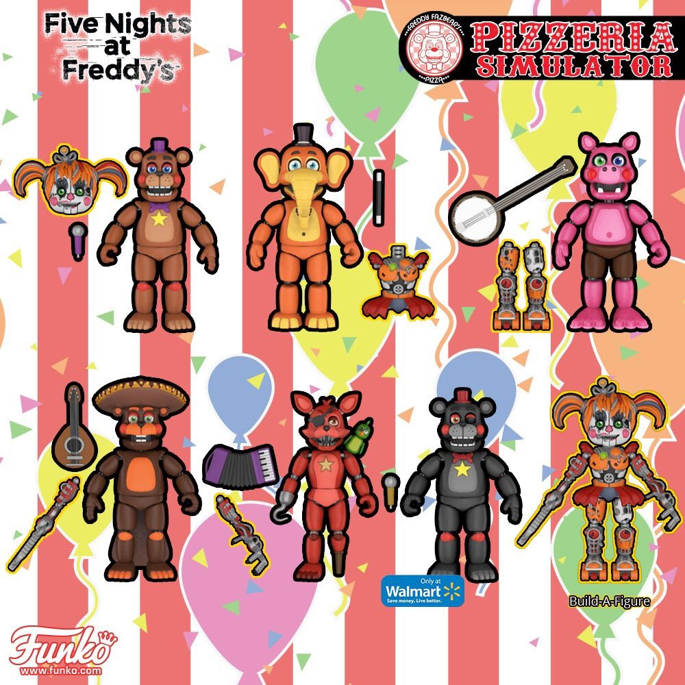 Fnaf Alerts On Twitter Yeah But In This Perfect Set Music Man Is