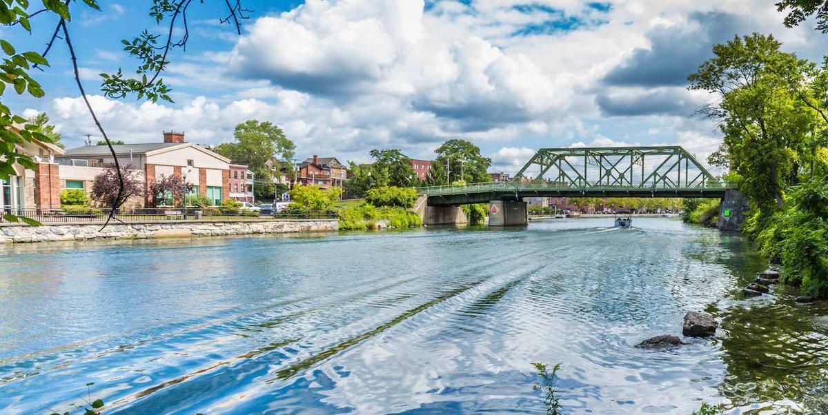 Seneca Falls finalist for $10M DRI award
