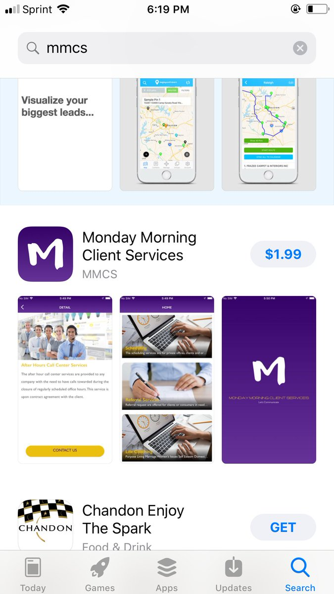 The Mmcs App Is Here And Nowavailable For Download In The Apple Android Store For 1 99 Virtual Istant Ceo Aipic Twitter Com Qiti7csxfz
