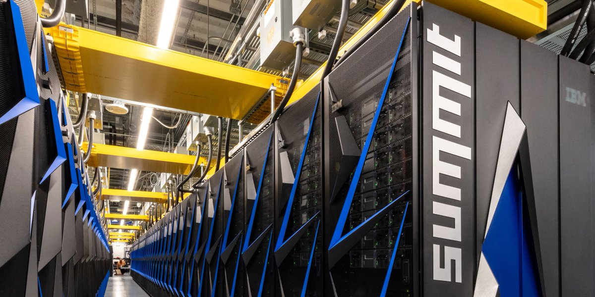 .@ORNL has announced #Summit, the worlds most powerful #supercomputer, powered by over 27,000 NVIDIA #Volta Tensor Core GPUs. @doescience @OLCFGov @ibmpowersystems nvda.ws/2JnDEE3