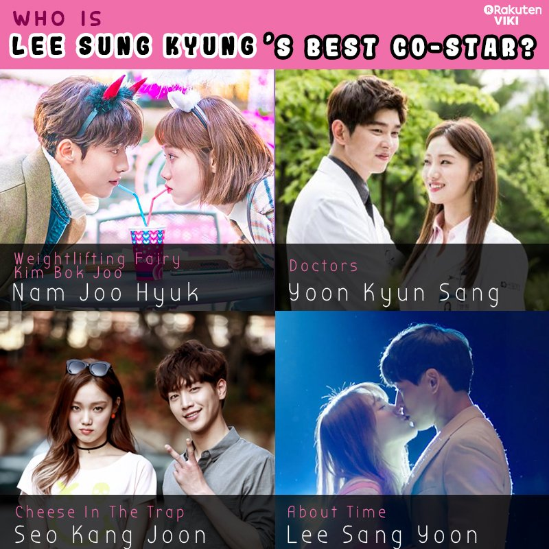 Who did you love the most with #LeeSungKyung? Dont miss her now on Viki: bit.ly/AboutTimeTW