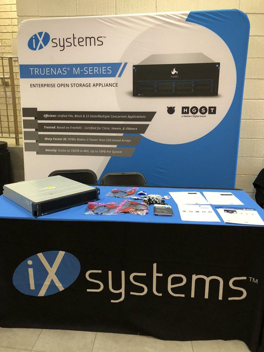 iXsystems, Inc  on Twitter:
