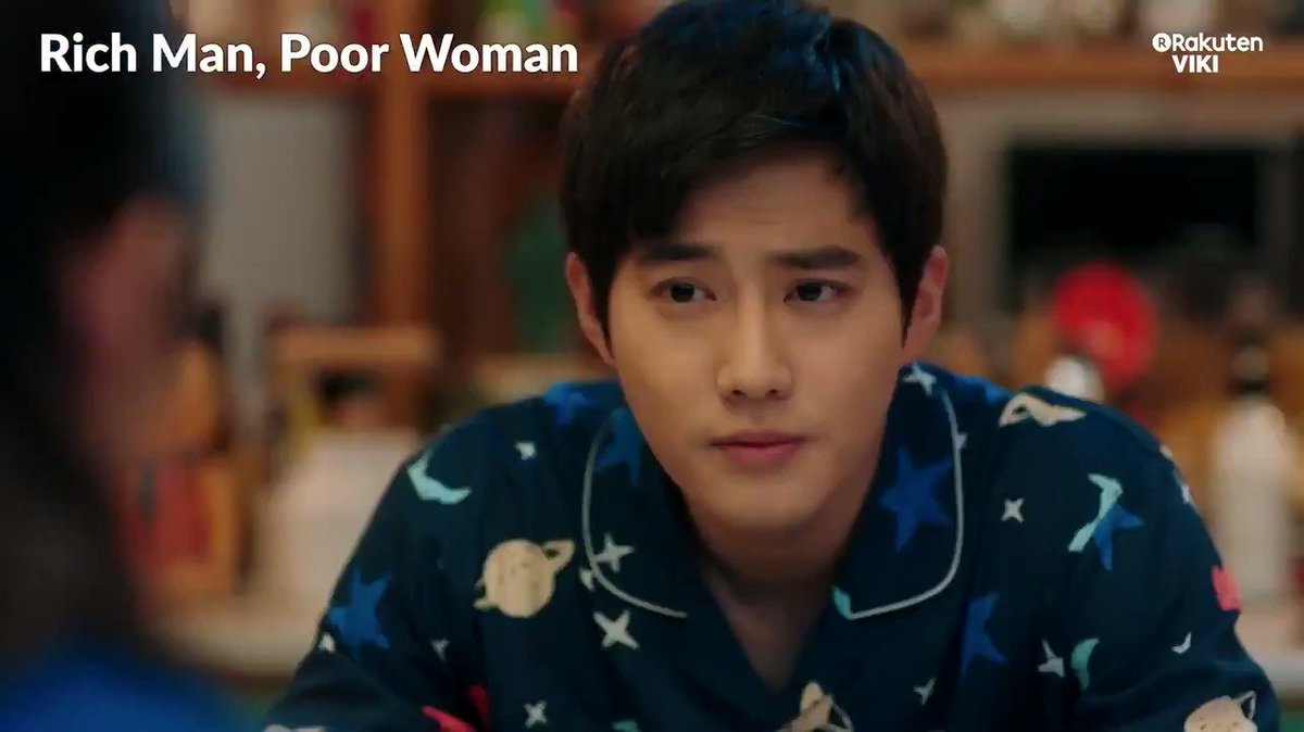 Oh My God! #EXOs Suho and #HaYeonSoo get stuck in a house in the dark together! Watch more in #RichManPoorWoman: bit.ly/RichManPoorWom…