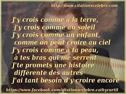 Micky Calamity Jane On Twitter Moi Jy Crois Parce