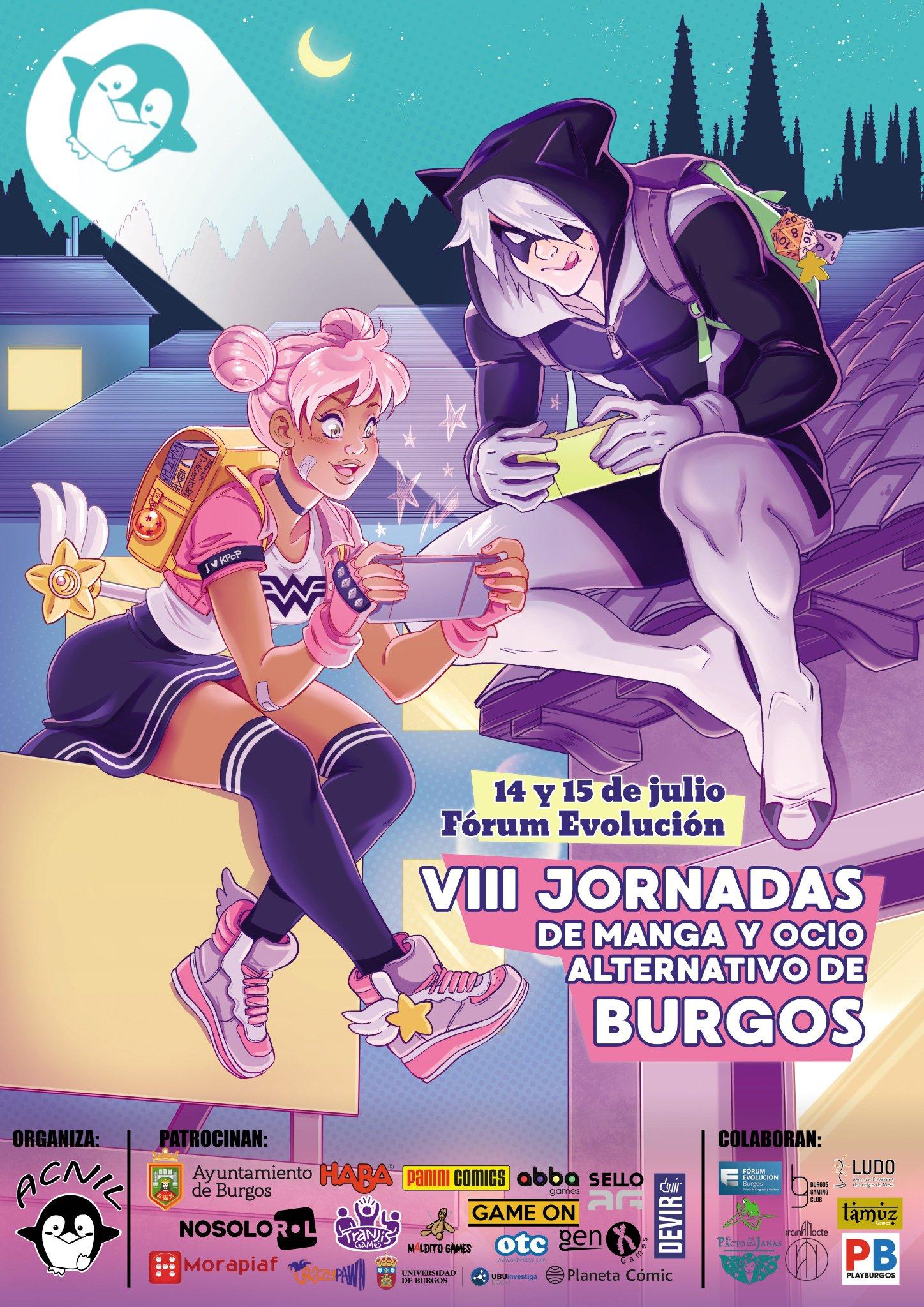 VIII Jornadas de Manga y Ocio Alternativo