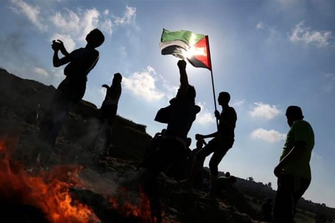 #Palestinians killed in protest near #Gaza-#Israeli border https://t.co/SQ3NKUAVSV