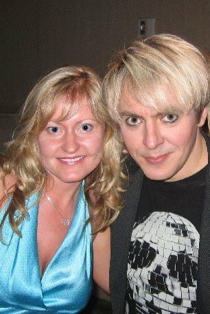 Happy Birthday to the epic talent that is Nick Rhodes!