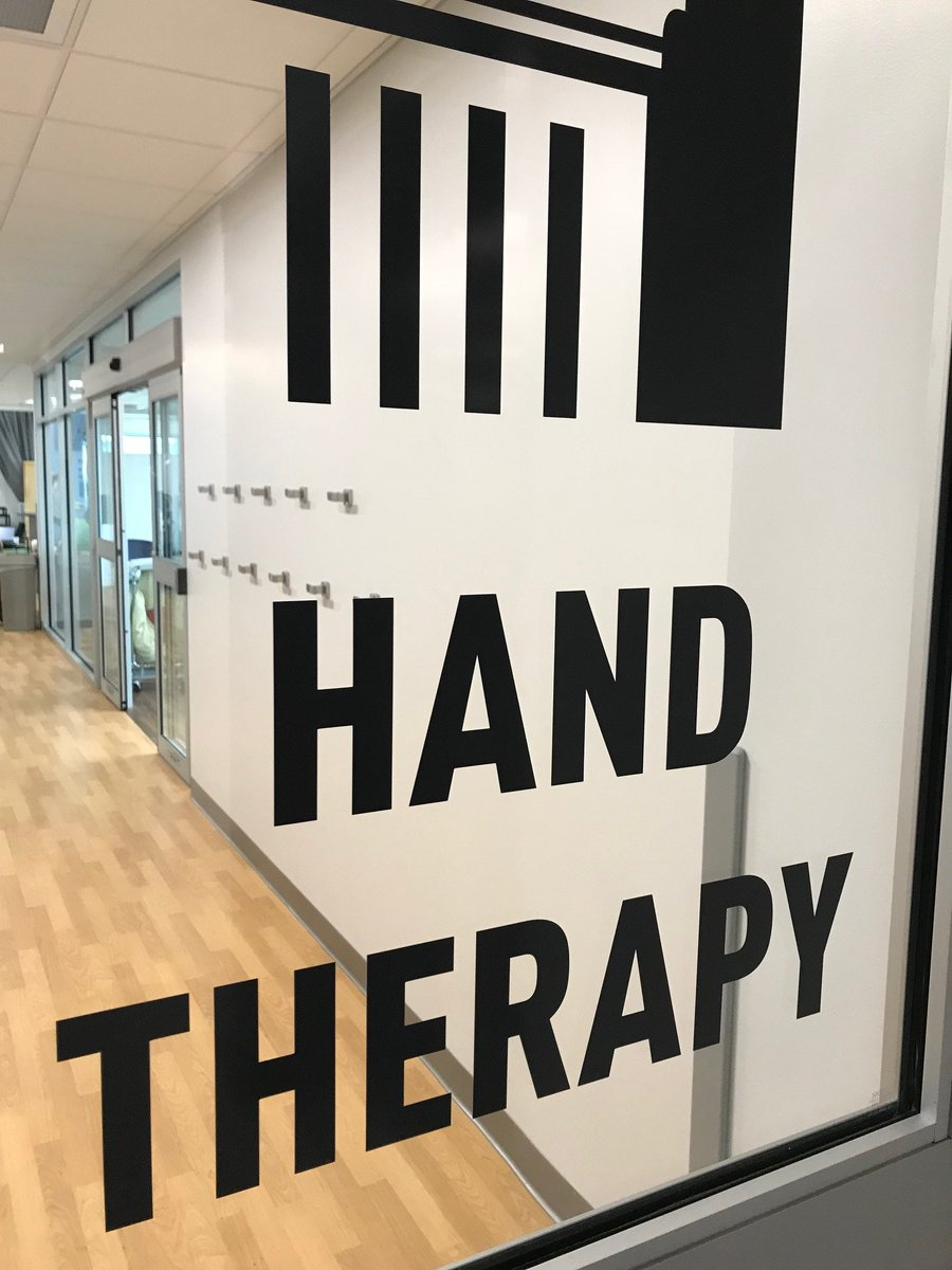 Univ Orthopedics On Twitter It Is Hand Therapy Week We Would Like