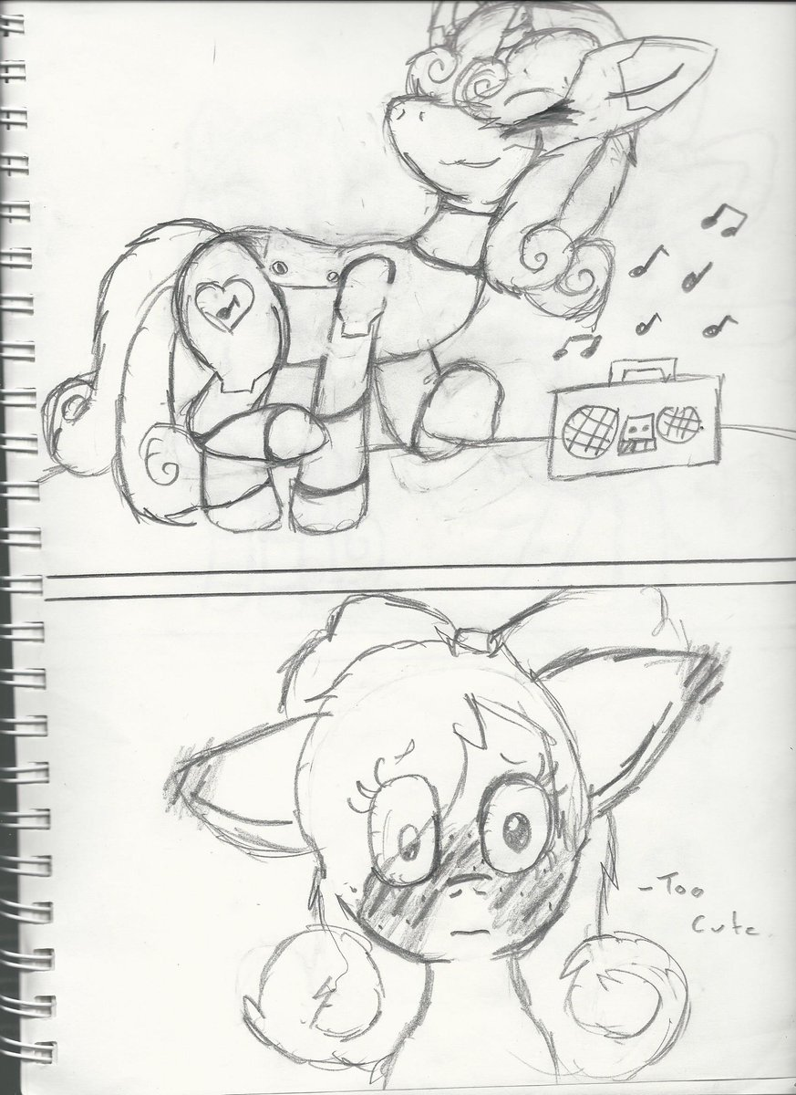 dff8a1fc2f0 This was drawn a while go tbh #sweetiebot #mlp #kitty #OC #sketchdump #robot  #unicorn #mlpoc #dance #oldartpic.twitter.com/sasy4YkKpq