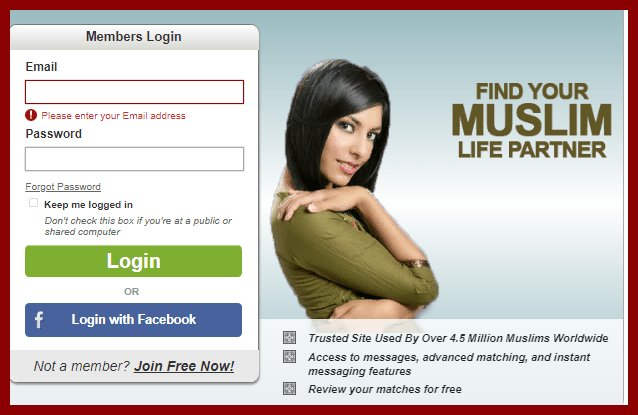 Muslima com app