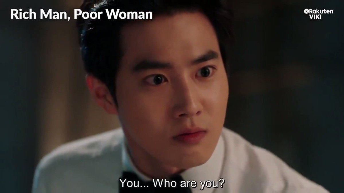 Oh no! #HaYeonSoo gets drunk and accidentally spills her secrets to #EXOs Suho! Watch #RichManPoorWoman on Viki: bit.ly/RichManPoorWom…