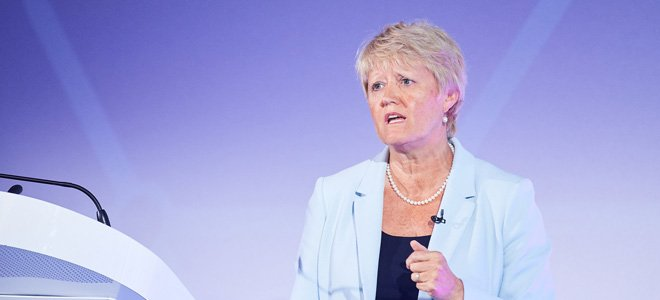 Damehood for NHS England Chief Scientific Officer Professor Sue Hill