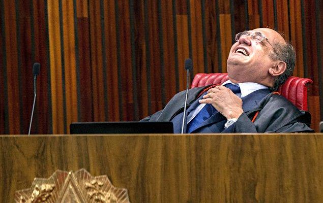 MInistro do Supremo | Josias: Na septicemia, Gilmar Mendes escolhe o lado da bactéria https://t.co/MsfkUy2L74