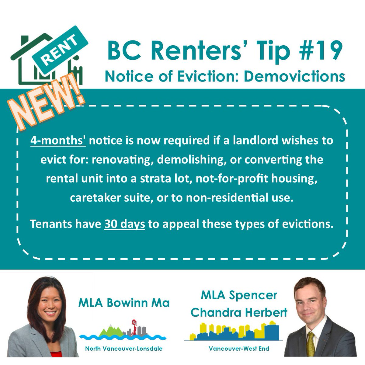 Bowinn ma on twitter this renttips is about a recent change that note that months are counted in full months not 30 day increments that means a notice issued on jan 5 doesnt begin counting months until feb 1 altavistaventures Image collections