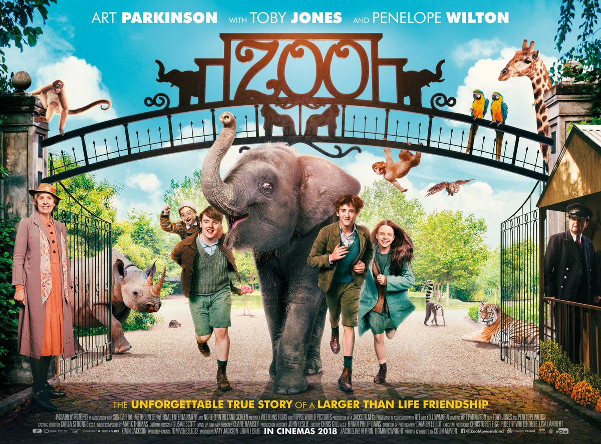 "Zoo ""carries a look & scope equal to its outsized emotional impact. Dir. Colin McIvor is a storyteller of economy and skill.""—@Film_Journal. Watch #nyicff2018 film ZOO today! Available digitally here: bit.ly/2Joj0ro"