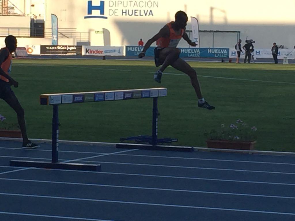 3000 metros obstaculos atletismo