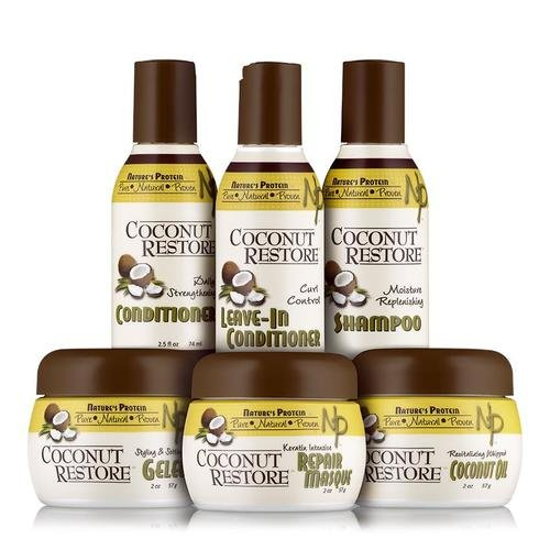 Shop @naturallycurly for #CoconutRestore curl care online! https://buff.ly/2MbBDga